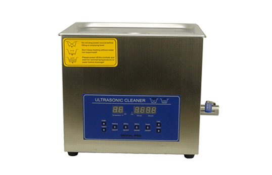 台式数控双频超声波清洗机